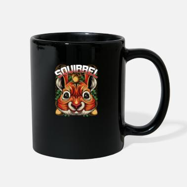 Squirrel Squirrel - Full Color Mug