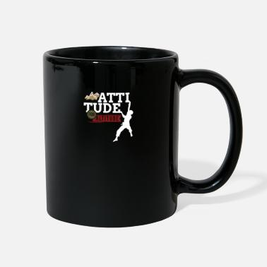 Alps Altitude for Attitude - Climb, Boulder, Mountain - Full Color Mug