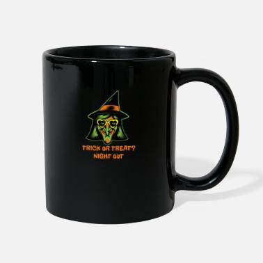 Trick or treat witch - Full Color Mug
