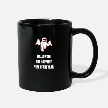 Mashup HALLOWEEN THE HAPPIEST TIME OF THE YEAR - Full Color Mug