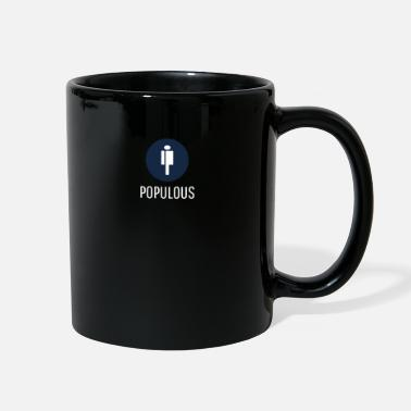 Populer Populous Cryptocurrency - Full Color Mug