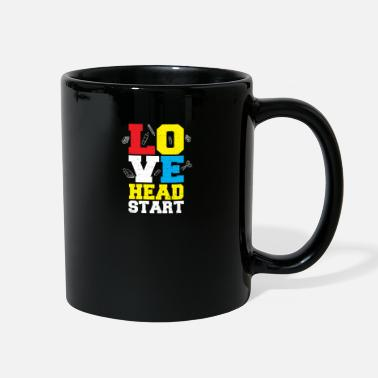Uni Love Head Start - Teacher - Full Color Mug