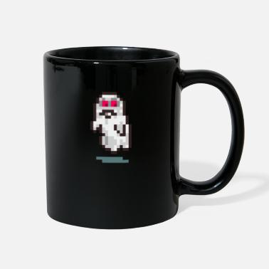 16bit 16bit Earthbound Ghost - Full Color Mug