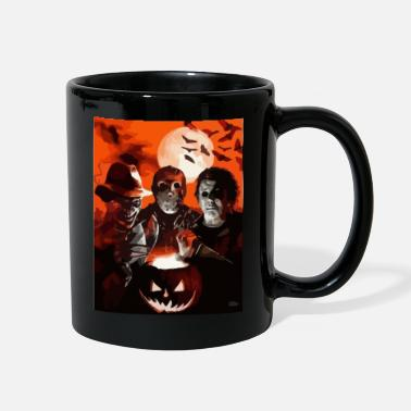 Halloween Halloween T-shirt - Full Color Mug