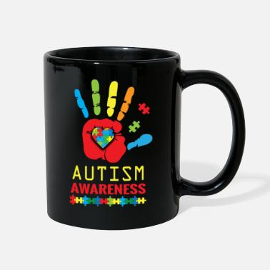 Autism Awareness Autism Awareness T shirt - Full Color Mug