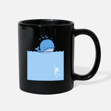 Predatory Fish Killer Whale Predatory Fish - Full Color Mug