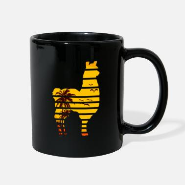 South America Llama South America - Full Color Mug