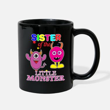 Siblings Sister Siblings - Full Color Mug