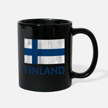 Scandinavia Finland Scandinavia - Full Color Mug