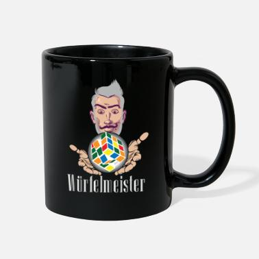 Zauberwürfel Dice Master - Rubix Cube - Limited Edition - Full Color Mug