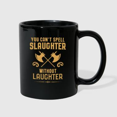 Masters Barbarian Slaughter and Laughter Tabletop RPG - Full Color Mug