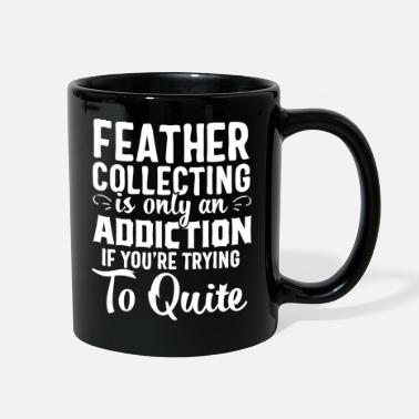 Collections feather collecting - Full Color Mug
