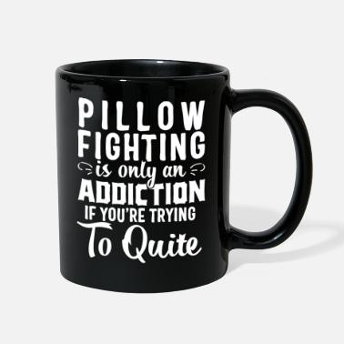 Pillow pillow fighting - Full Color Mug