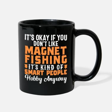 Magnet Magnet fishing - Full Color Mug