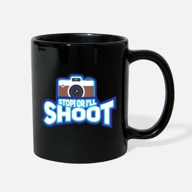 What Funny Photographer - Full Color Mug