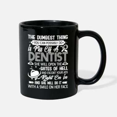 Dentist Dentist - Full Color Mug
