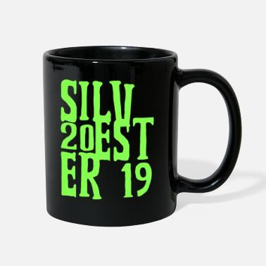 B Day Happy New Year 2019 Silvester 2019 Geschenk - Full Color Mug