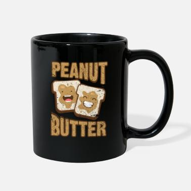 Food Food Pun Peanut Butter - Full Color Mug