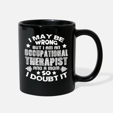 Occupation Occupational Therapy - Full Color Mug