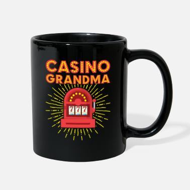 Casino Casino Grandma - Full Color Mug