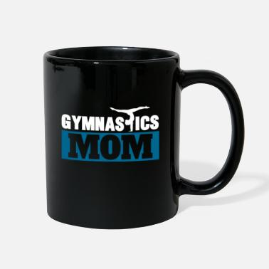 Gynastic Exercises Gymnastics Mom Gift Christmas Birthday Kids - Full Color Mug