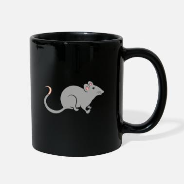 Rat Funny Cute Funny Rats Gift For Rat Lover - Full Color Mug