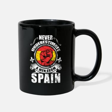 Spanish Spanish - Full Color Mug
