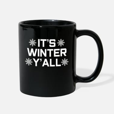 Winter Winter winter - Full Color Mug