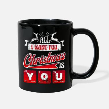 Scientific Scientific Christmas - Full Color Mug
