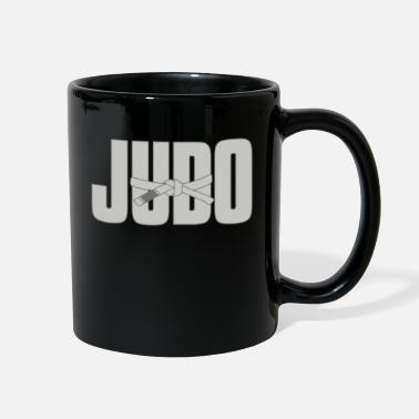 Birthday judo gift struggle competition martial Arts - Full Color Mug