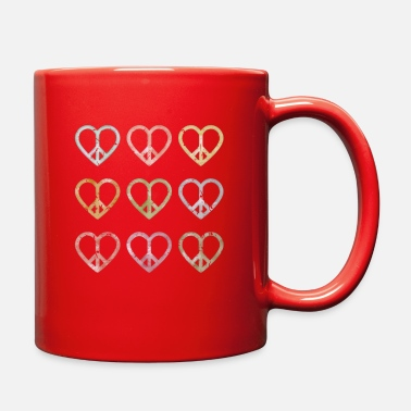 Peace Movement Peace Peace Movement - Full Color Mug