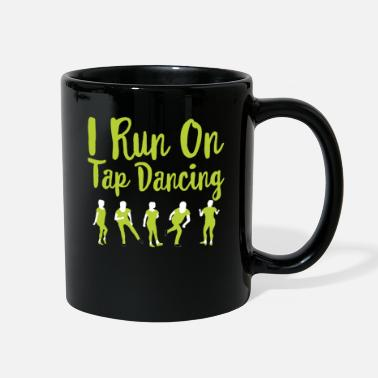 Dancer Tap dance Tshirt Tap dance Shirt Christmas Gift - Full Color Mug