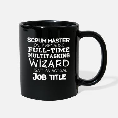 Master Scrum Master - Full Color Mug