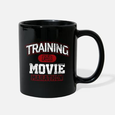 Marathon Movie - Full Color Mug