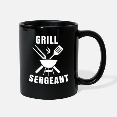 Sergeant Grill Sergeant Funny Shirt Sarcasm gift idea shirt - Full Color Mug