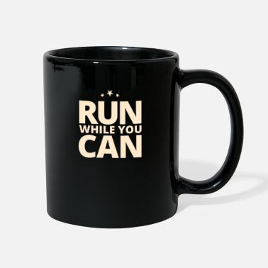 Runner Runner - Full Color Mug