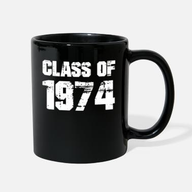 Class Class of 1974 - Graduation Reunion Party Gift - Full Color Mug