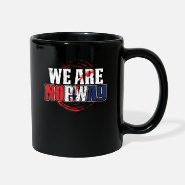 Europe We Are Norway Gift Idea - Full Color Mug