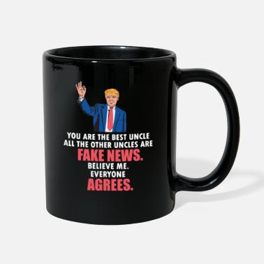 President Uncle Gifts - Funny Donald Trump USA Politics - Full Color Mug