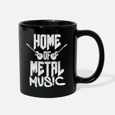 Metal Music Metal music - Full Color Mug