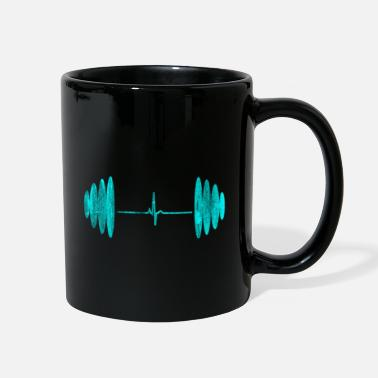 Weightlifting Weightlifting - Full Color Mug