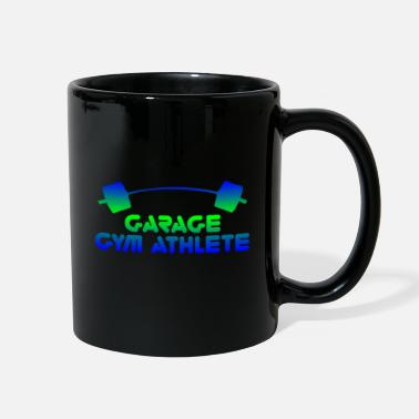 Garage Weightlifting Garage - Full Color Mug