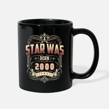 2000 A Star Was Born 2000 red 18th Birthday Shirt.png - Full Color Mug