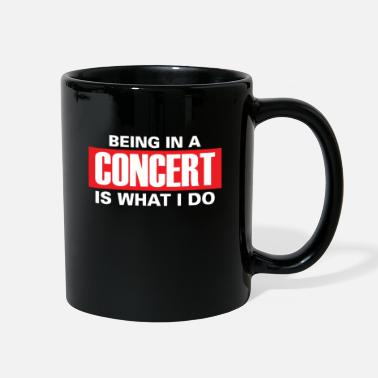 Concert Concert children - Full Color Mug