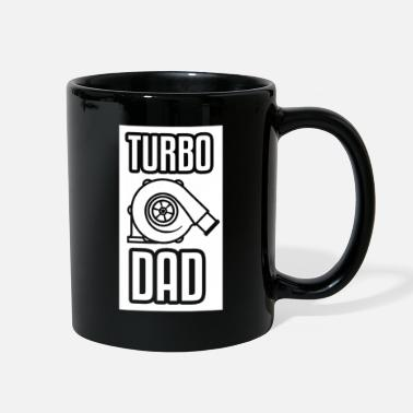 Tuner Turbo Dad - Full Color Mug