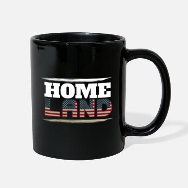 Homeland Homeland Homeland Gift Pride Patriot - Full Color Mug
