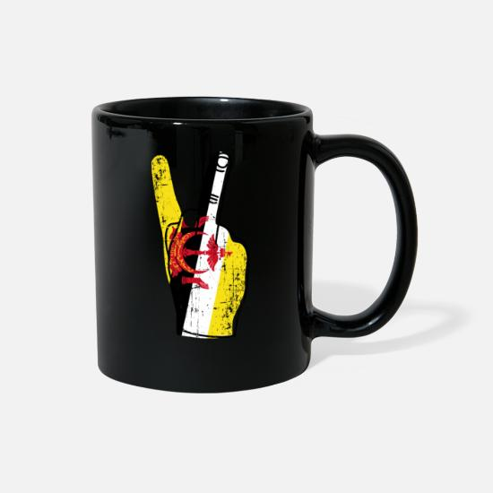 Flag Mugs & Drinkware - Fantastic Brunei Victory Gift Idea - Full Color Mug black