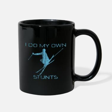 Stunt Ski Stunts - Full Color Mug