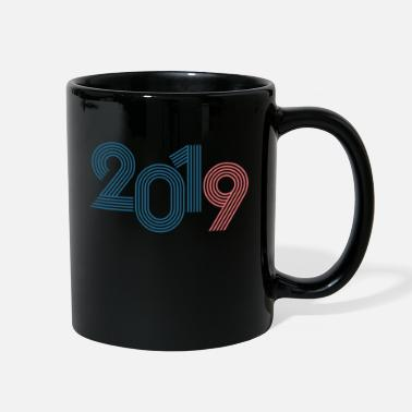 2019 2019 2019 2019 - Full Color Mug
