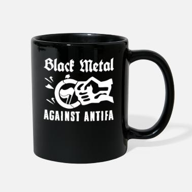 Black Metal against Antifa - Full Color Mug